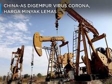 Virus Corona Landa China-AS, Harga Minyak Langsung Lemas
