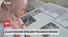 VIDEO: Jelajah Bangunan Bersejarah Perjuangan Indonesia