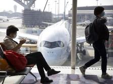 Pengumuman! Maskapai RI Diharamkan Masuk Wilayah Wuhan