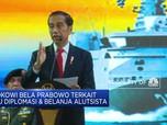 Prabowo Belanja Alutsista, Jokowi Ingatkan Efisiensi APBN