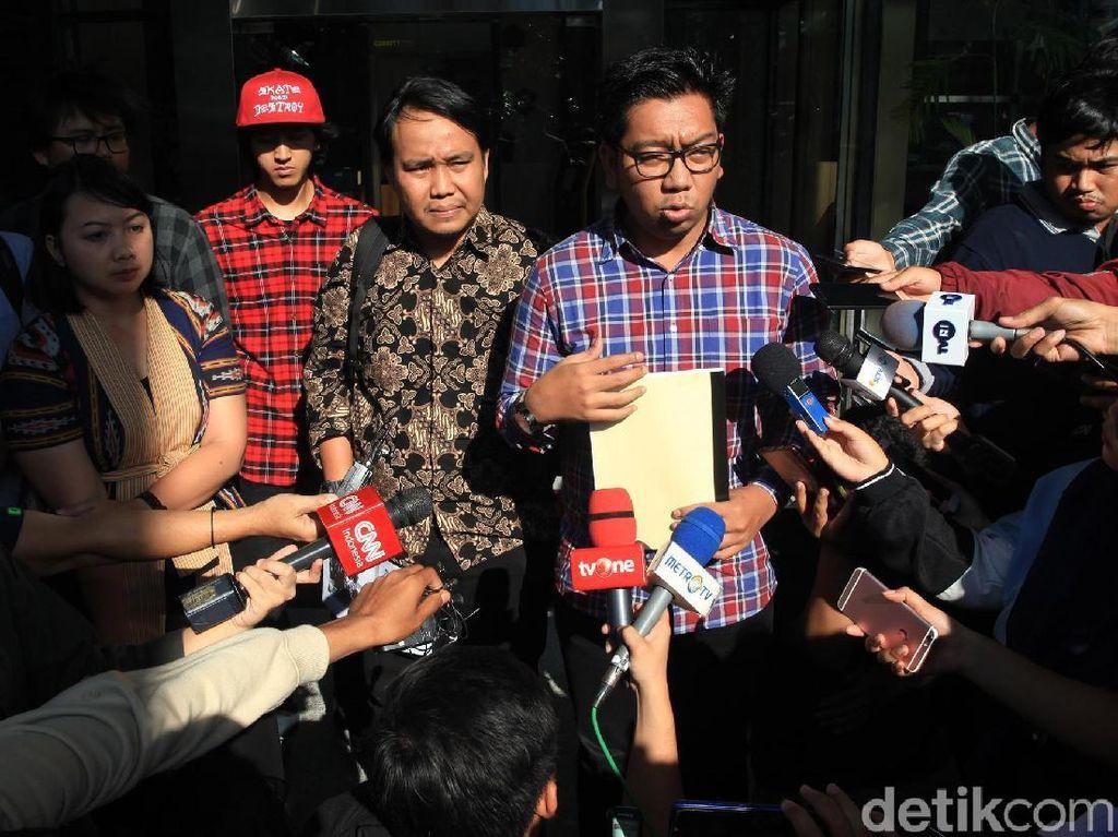 ICW Laporkan Yasonna Laoly ke KPK Terkait Kasus Harun Masiku