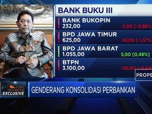 OJK Siap Beri Insentif Untuk Dorong Konsolidasi Perbankan