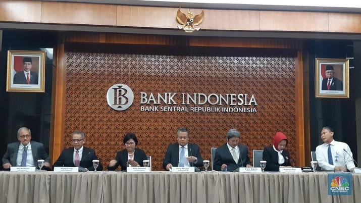 Rapat Dewan Gubernur (RDG) Bank Indonesia pada 22-23 Januari 2020 memutuskan untuk mempertahankan BI 7-Day Reverse Repo Rate (BI7DRR)