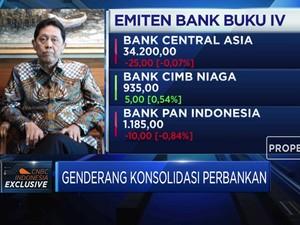 OJK: Kenaikan Modal Inti Bukan Untuk Meniadakan Bank Kecil