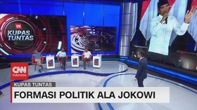 VIDEO: Formasi Politik Ala Jokowi