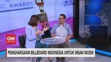 VIDEO: Penghargaan Billboard Indonesia Untuk Insan Musik