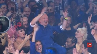 VIDEO: Show Terakhir Jean-Paul Gaultier di Paris