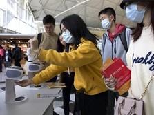 Korban Meninggal Corona di Hong Kong Jadi 3 Orang