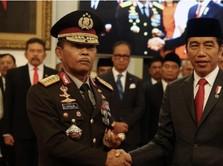 Idham Azis Kirim Surat Permohonan Pengganti Kapolri ke Jokowi
