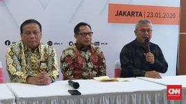 Tito Serahkan 105 Juta Data Penduduk ke KPU Buat Pilkada 2020