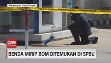 VIDEO: Gempar Penemuan Benda Mirip Bom di SPBU