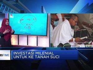 Ini  Tips Investasi Bagi Milenial yang Berniat ke Tanah Suci