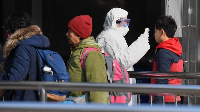 China Copot Pejabat Partai Komunis Wuhan akibat Virus Corona