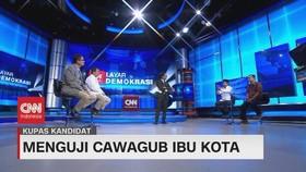 VIDEO: Seru, Menguji Cawagub DKI Jakarta (1/5)