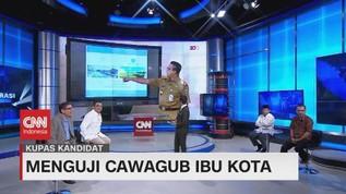 VIDEO: Seru, Menguji Cawagub DKI Jakarta (4/5)