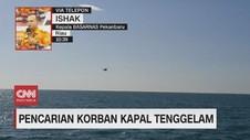 VIDEO: Kapal Pengangkut TKI Tenggelam di Perairan Riau