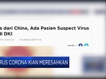 Virus Corona Jadi Sorotan WEF Davos 2020