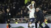 Tottenham Hotspur kembali meraih kemenangan di Liga Inggris setelah empat kali gagal berkat kemenangan 2-1 atas Norwich City. (AP Photo/Matt Dunham)