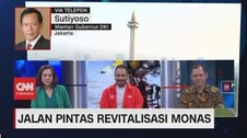 VIDEO: Jalan Pintas Revitalisasi Monas