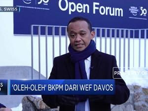 'Oleh-Oleh' BKPM Dari WEF Davos