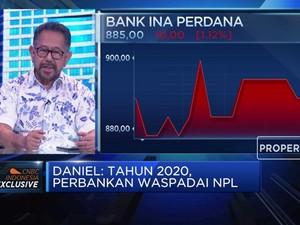 Bank Ina: Perbankan Harus Waspadai NPL di 2020