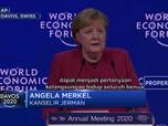 Merkel Bahas Isu Lingkungan