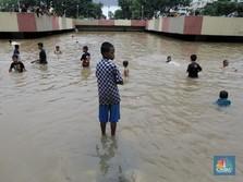 Sengit! Istana Vs Anies Ribut Underpass Kemayoran Banjir