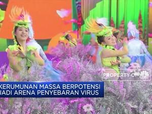 Akibat Virus Corona China Batalkan Festival Imlek