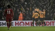 FOTO: Salah Egois, Liverpool Susah Payah Tekuk Wolves