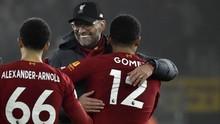 Tugas Berat Liverpool Jadi yang Terbaik di Eropa
