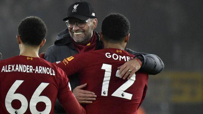 Lawan West Ham, Kesempatan Emas Liverpool Buat Jarak 19 Poin