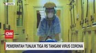 VIDEO: Pemerintah Tunjuk 3 RS Tangani Virus Corona