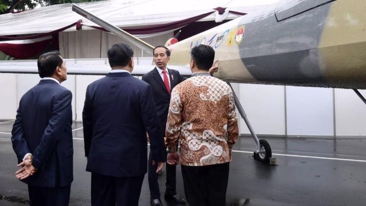 Soal Corona, Jokowi: Sampai Saat Ini Tak Ada yang Terjangkit