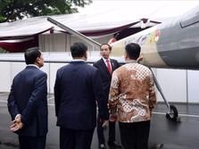 Jokowi Mimpi RI Mampu Produksi Drone yang Mematikan
