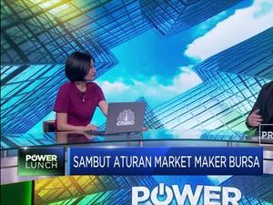Sambut Aturan Market Maker, Ini Pandangan APEI