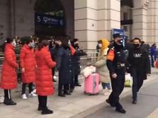 China Beri Uang Tunai Rp 21 Juta Bagi Warga Terkena Corona