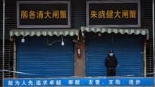 Akibat Corona, Hampir Separuh Penduduk China Tak Bebas Pergi