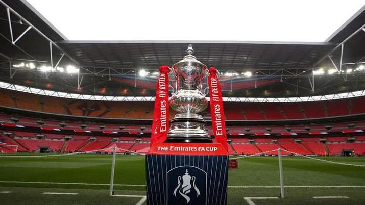 Piala FA memang punya magis tersendiri. FA Cup Magic.