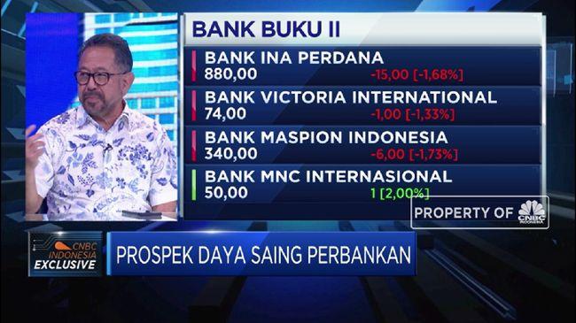 BINA 2020, Bank Ina Akan Fokus di Bisnis SME