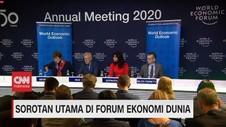VIDEO: Sorotan Utama di Forum Ekonomi Dunia