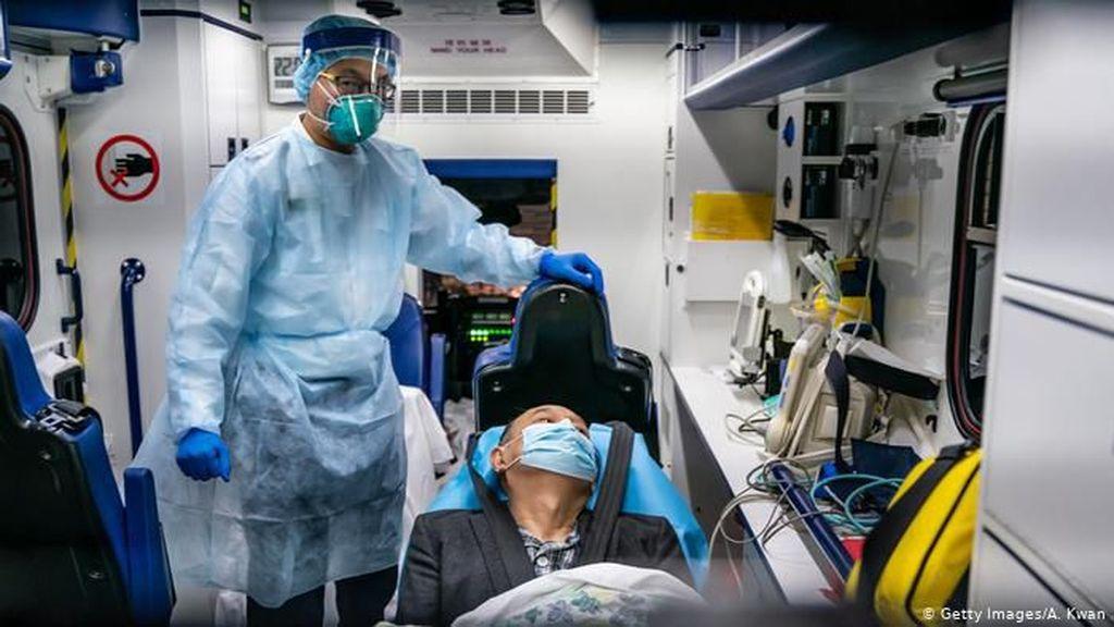 Di Kota Wabah Corona Ada Lab Virus Berbahaya, Kebetulan?