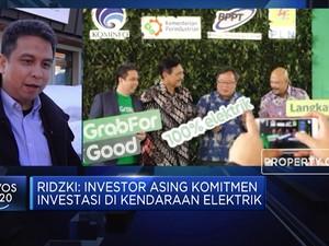 Komitmen Grab Indonesia Dukung Pembangunan di Ibu Kota Baru