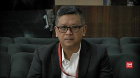 VIDEO: Sekjen PDIP Hasto Penuhi Panggilan KPK