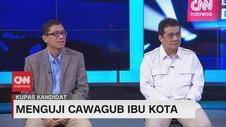 VIDEO: Seru, Menguji Cawagub DKI Jakarta (2/5)