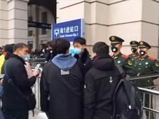 Waduh, China Klaim 17 Kasus Infeksi Corona Dikirim dari Iran