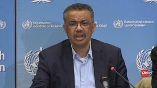 VIDEO: WHO Klaim Virus Corona Belum Jadi Krisis Global