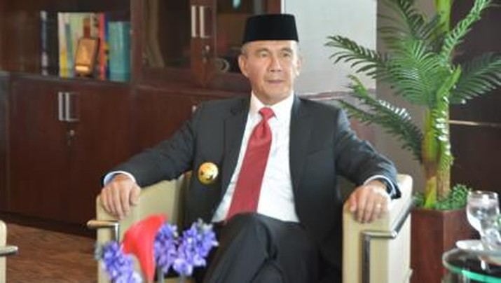 Diminta Jadi Deputi Erick, Siapa Irjen (Pol) Carlo Brix Tewu?