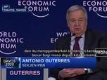 Di WEF, Sekjen PBB Sebut Global Dilanda Ketidakpastian