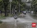 Titik Banjir Jakarta Usai Hujan Deras Mengguyur Ibu Kota