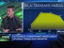 APEI: Aturan Market Maker Diharapkan Dorong Kepercayaan Pasar